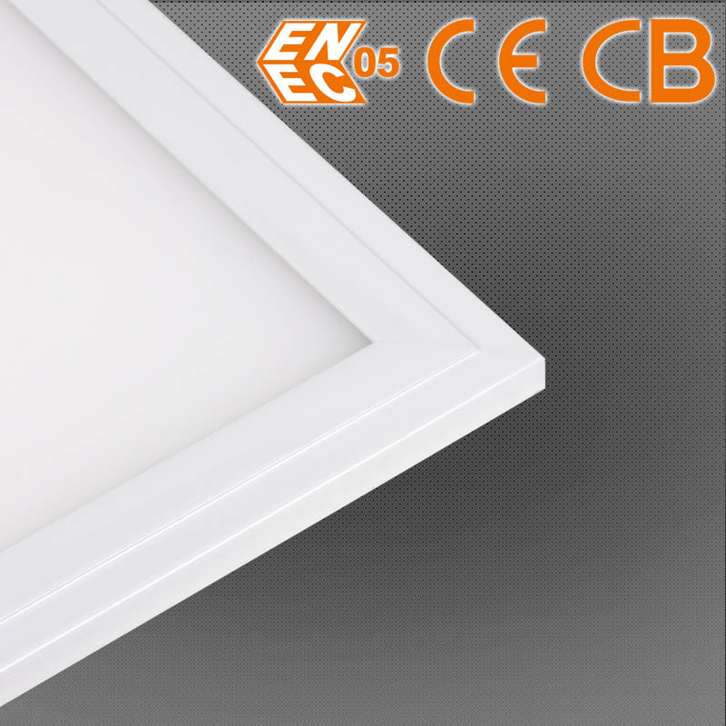 2X2FT 32W Metal SMD2835 Feature LED Panel Light with ENEC