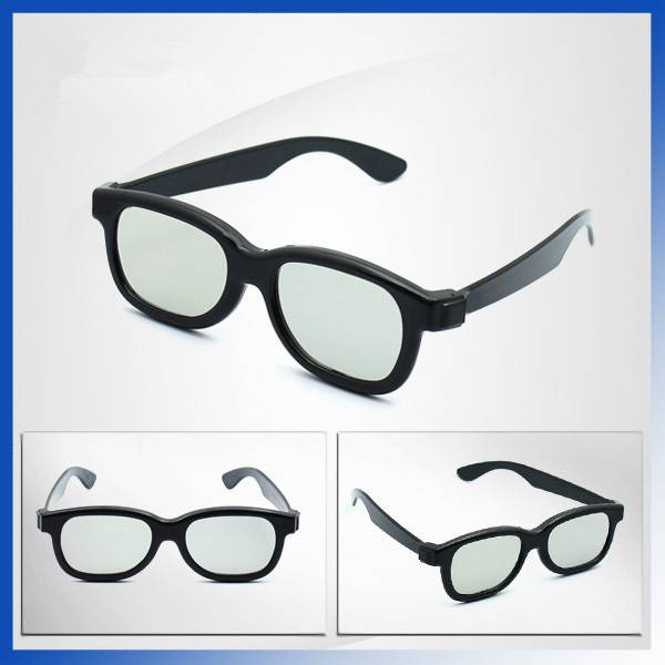 Newly Circular Polarized 3D glasses for cinema home 3D movies