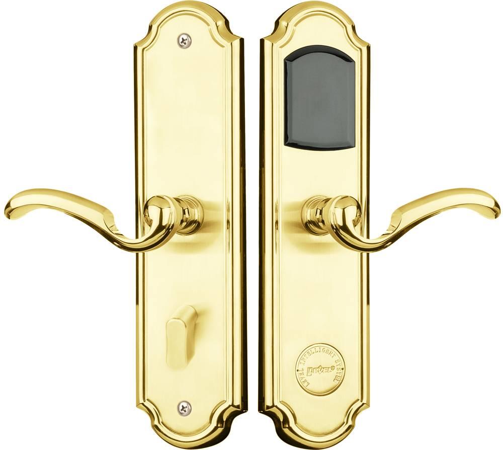 intellingent hotel lock