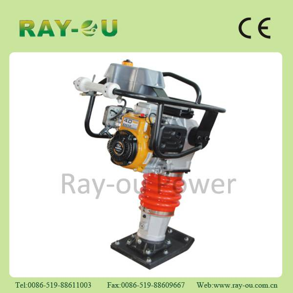 Tamping Rammer RM-75 With Subaru Robin EH-12-2D