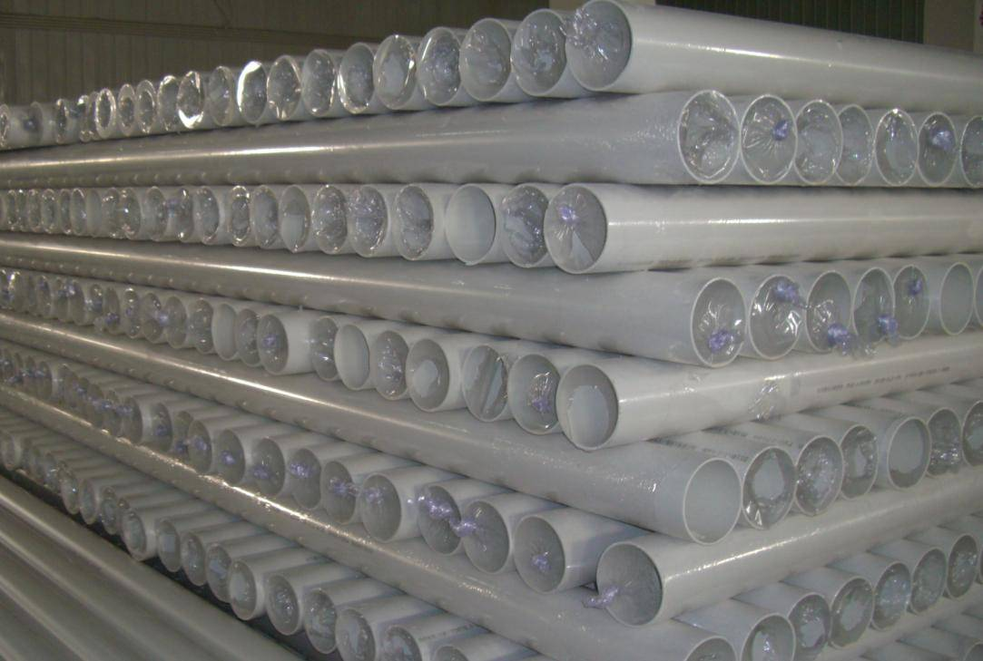 pvc pipe ISO manufacture with factory price