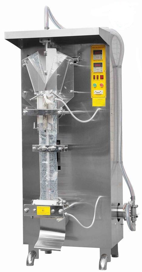 Automatic Sachet Water Packing Machine