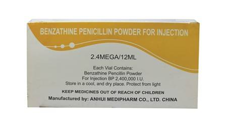 Benzathine Penicillin for Injection