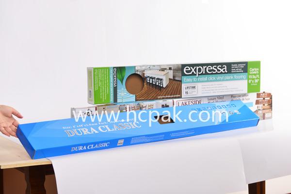 Box Packaging Various For Floor