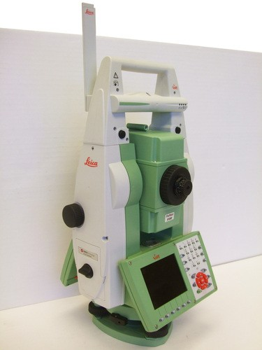 Demo Leica TS15 I 3 R1000 Reflectorless Robotic Total Station