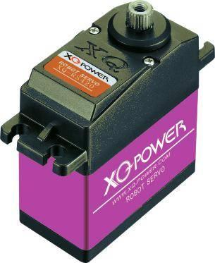 ROBOTIC SERVO XQ-POWER XQ-RS420 ROBOTIC SERVO Single output shaft 180 degrees rotation