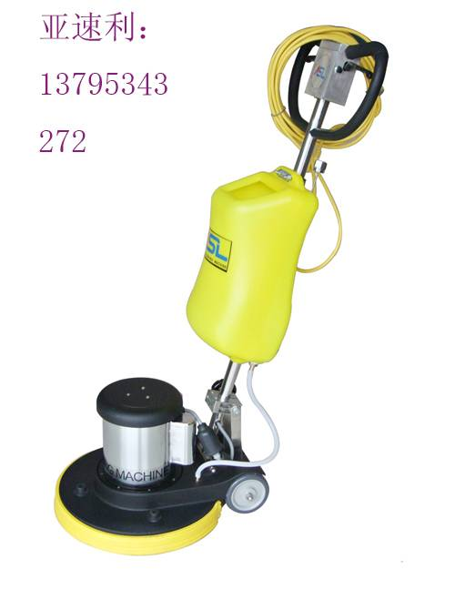 Weighted Multifunctional Floor Machine - 2.2HP, 220V, 175RPM