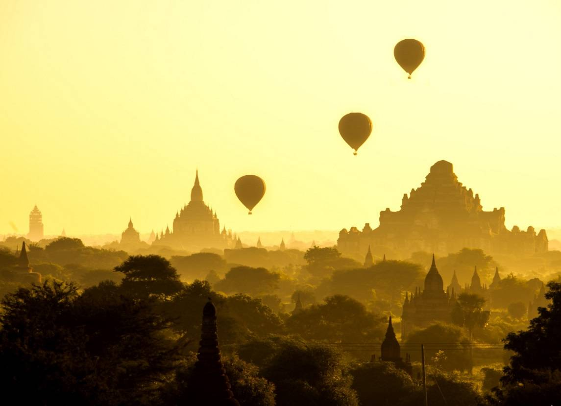 Myanmar tour packages