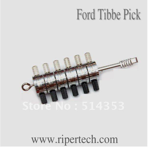 Locksmith Tools--Ford Tibbe Pick Decoder