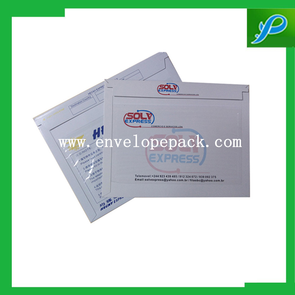 2017 Recycled Cardboard Envelopes for Packaging Printing Cardboard Envelopes
