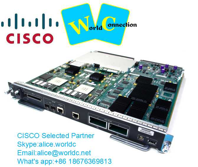 VS-S720-10G-3C Cisco Equipments 6500 Supervisor 720 10Gbe