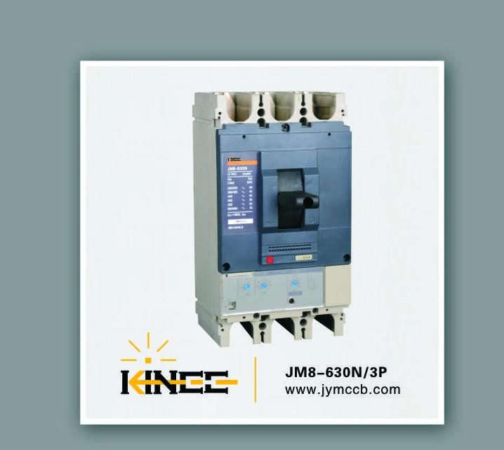 MCCB Circuit Breaker JM8-630N/3P(NS)