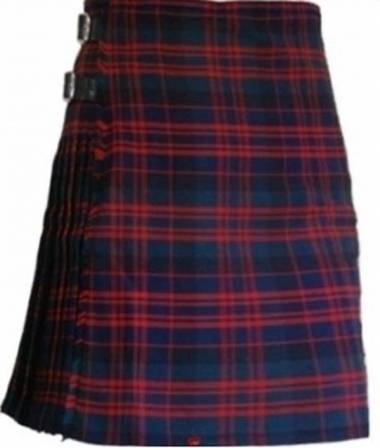 MACDONALD TARTAN SCOTTISH KILT