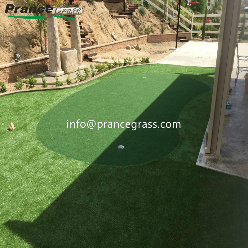 Mini Indoor Golf Sport Artificial Turf with Curly Yarn