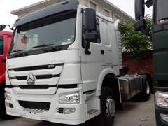 371HP HOWO 4*2 Tractor Truck for sale