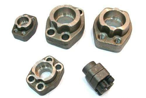 SAE Flanges designed to ISO 6162-1/2, code 61 flanges, code 62 flanges