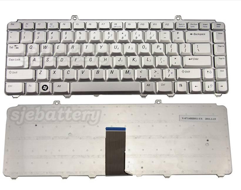 NEW DELL INSPIRON 1318 1400 1410 1420 1520 TT962 US English Keyboard TECLADO