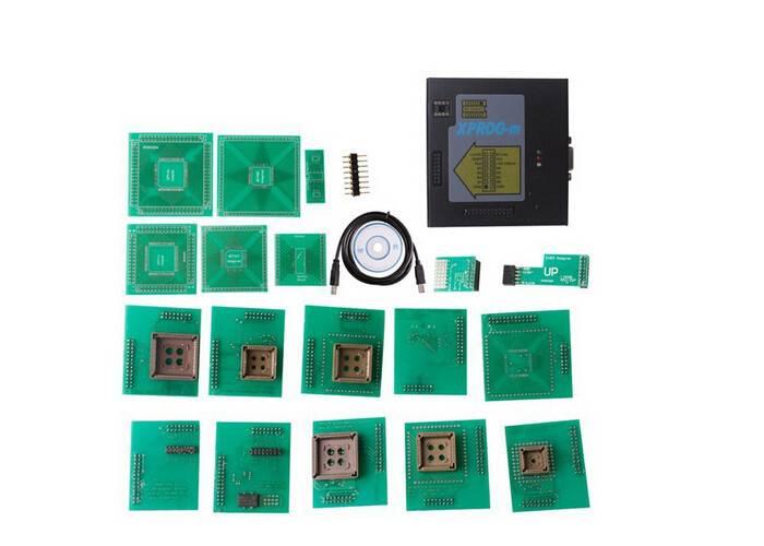 X PROG M V5.0 Auto ECU Programmer V5.0 Metal X-PROG-M Universal Chip Tuning Tool