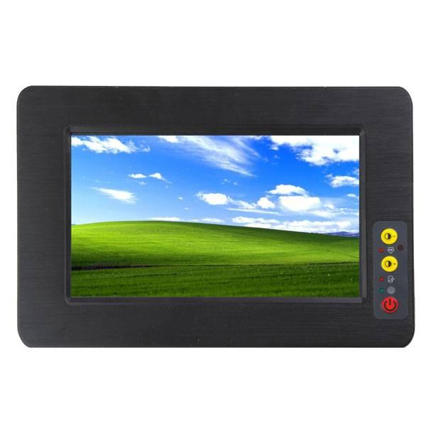 7 inch mini fanless Industrial Tablet PC IPPC-070C