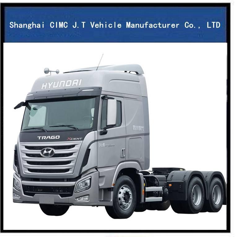 Hyundai 6X4 Tractor Truck/Tractor Head/Prime Mover