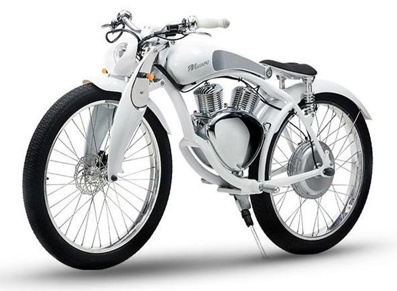 GW 100 KM Electric Motorcycle