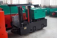 Small Mine Locomotive 2.5 Tons