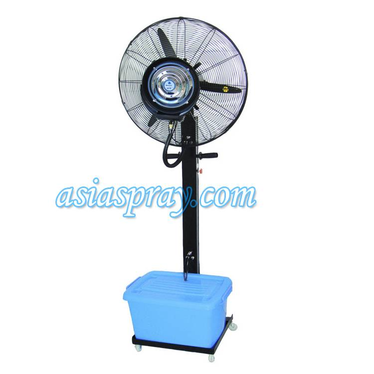 Deeri Economical standing water spray fan direct factory supply