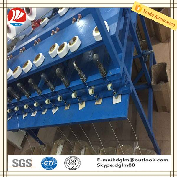 new or used elastic earloop knitting machine from china supplier