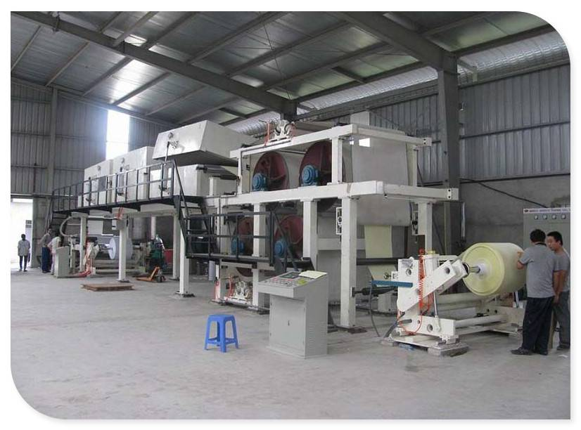 High GradeThermal Transfer Paper Coating Machine