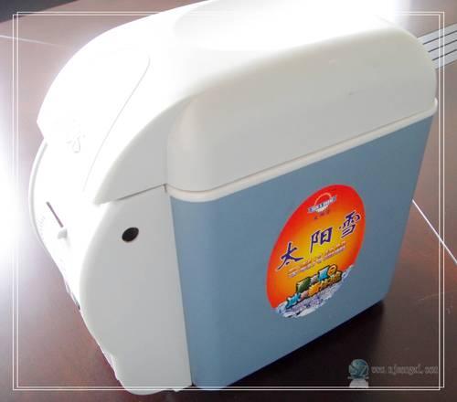 SZ-7.5L mini freezer car can cooler