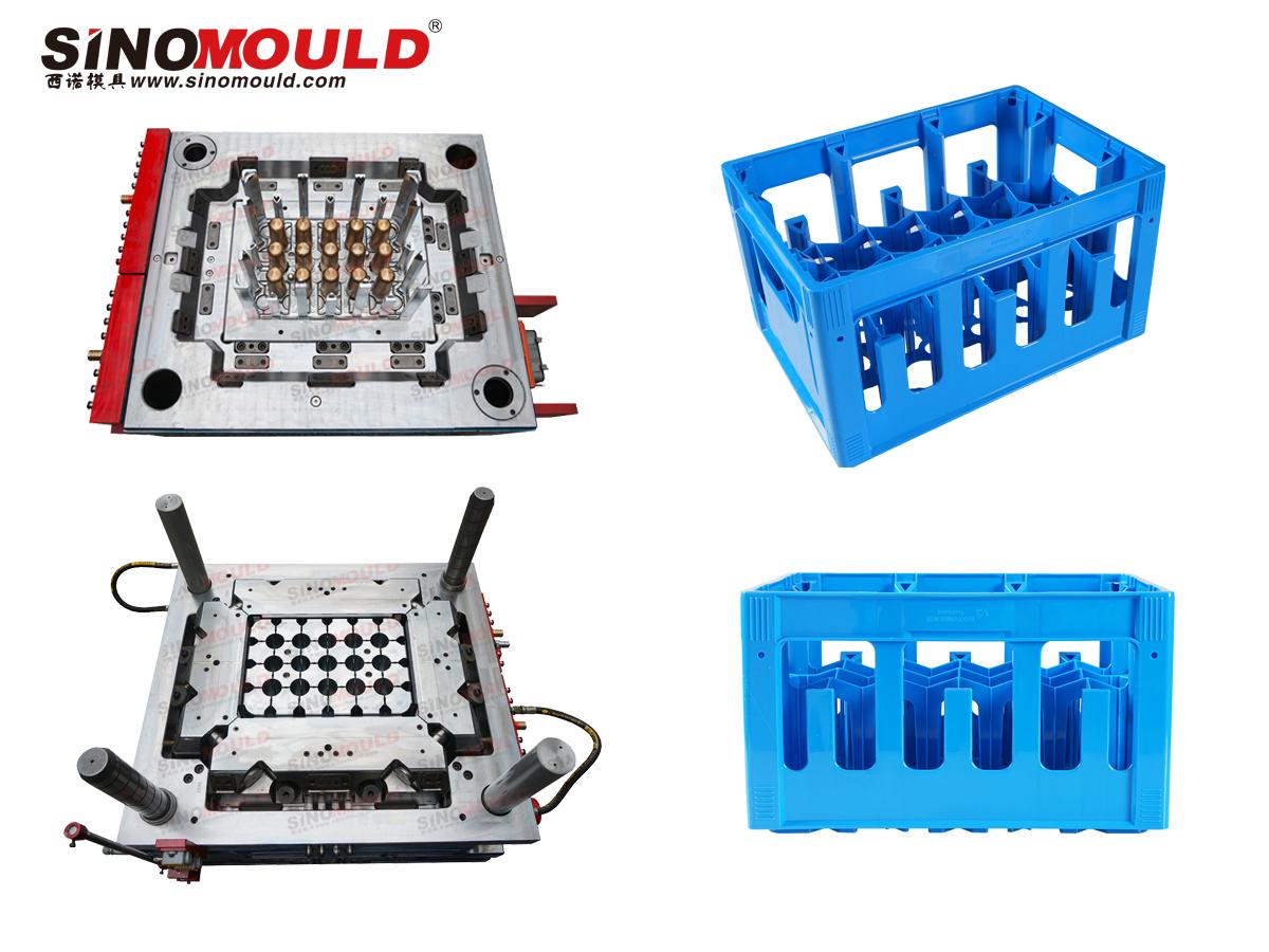 Plastic Crate Molds Supplying