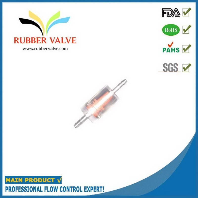 mini plastic check valve rubber duckbill valve