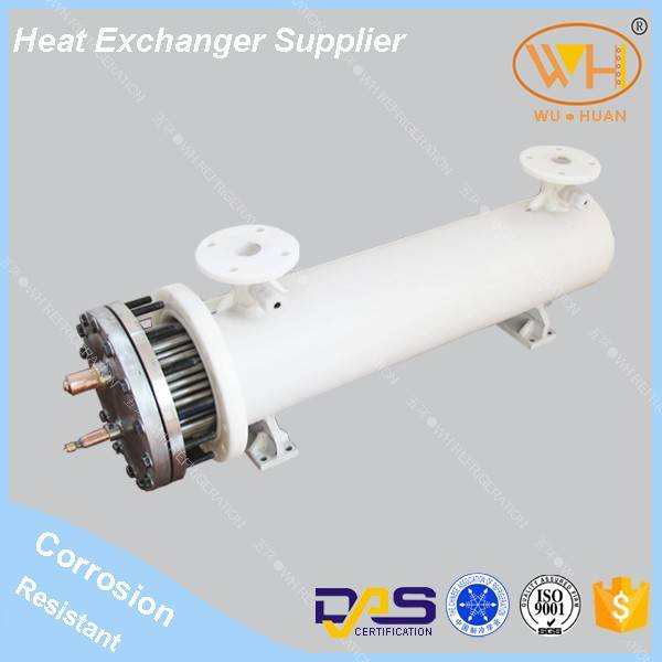 Shell and tube heat exchanger , refrigeration & heat exchange equipment