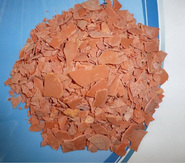 60% sodium sulfide 150ppm(Na2S) with low iron contet