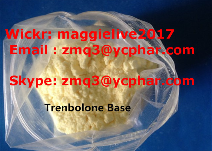 Muscle Building Trenbolones Base Steriod Powder Tren Base