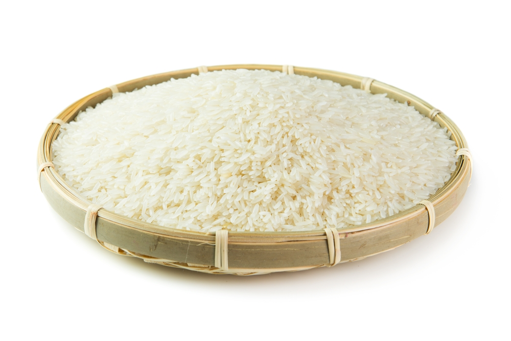 Rice mill/Jasmine white rice 5% broken - original Vietnam - Ms Julia Cao - skype: sonainter5