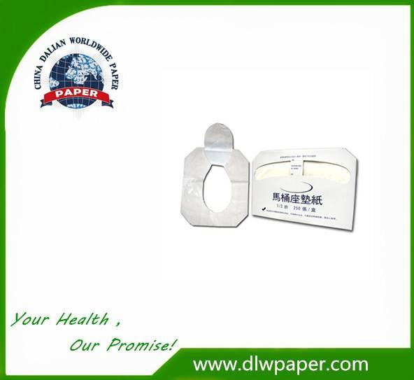 Eco-friendly Toilet Seat Covers Paper