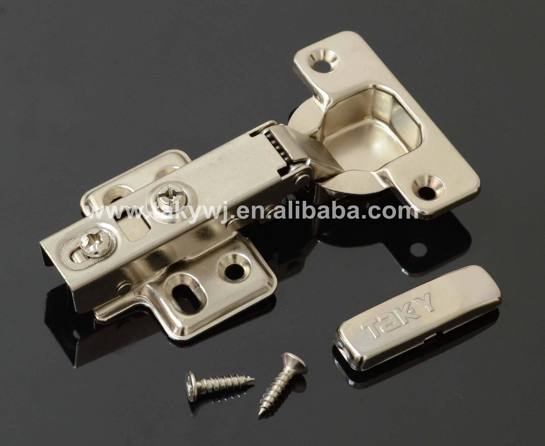 709 full overlay soft closing hydraulic hinge