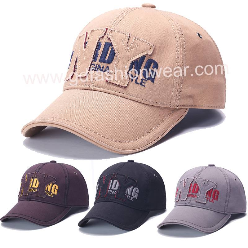 Various color Baseball Cap with logo