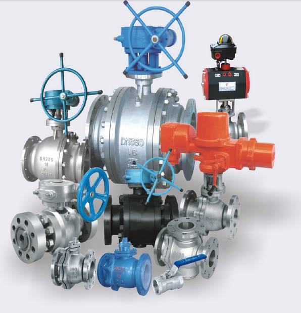 manufacture&sell ball valves