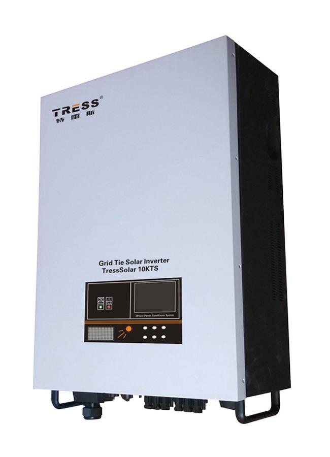 Grid tie solar inverter Tress TLS10KTS-20KTS 2014 New Type