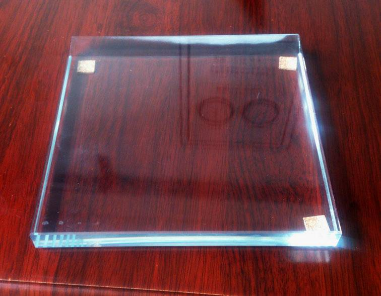 15 mm tempered glass/low iron glass