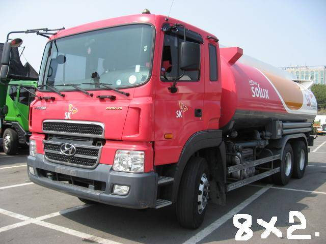 used fuel tanker trucks