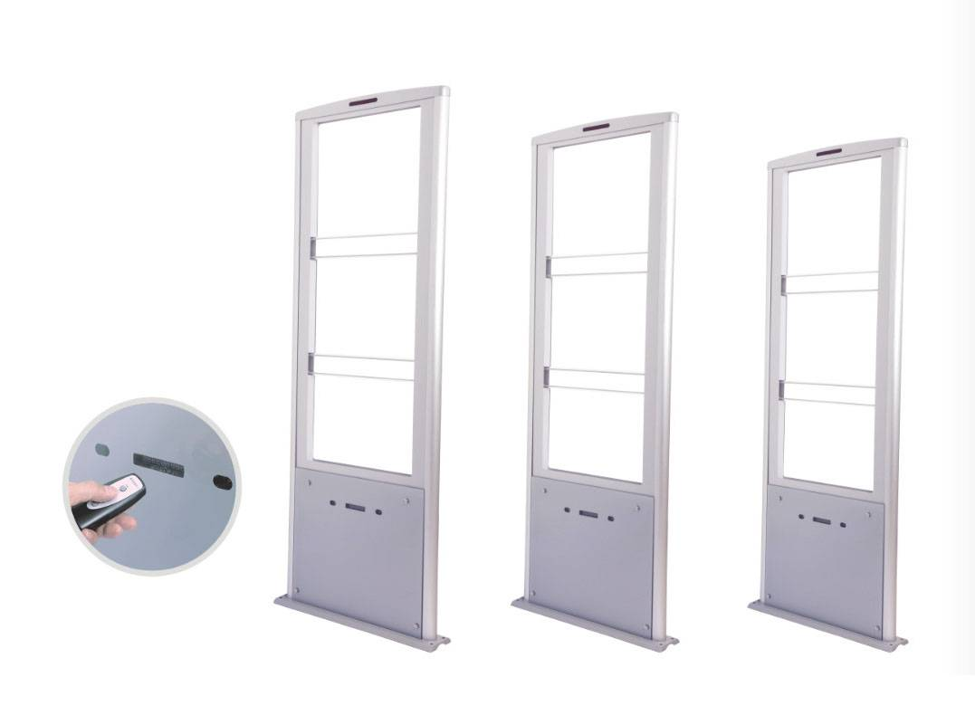 EAS Library Anti-theft RFID Security Gate/library security gate/RFID library management system