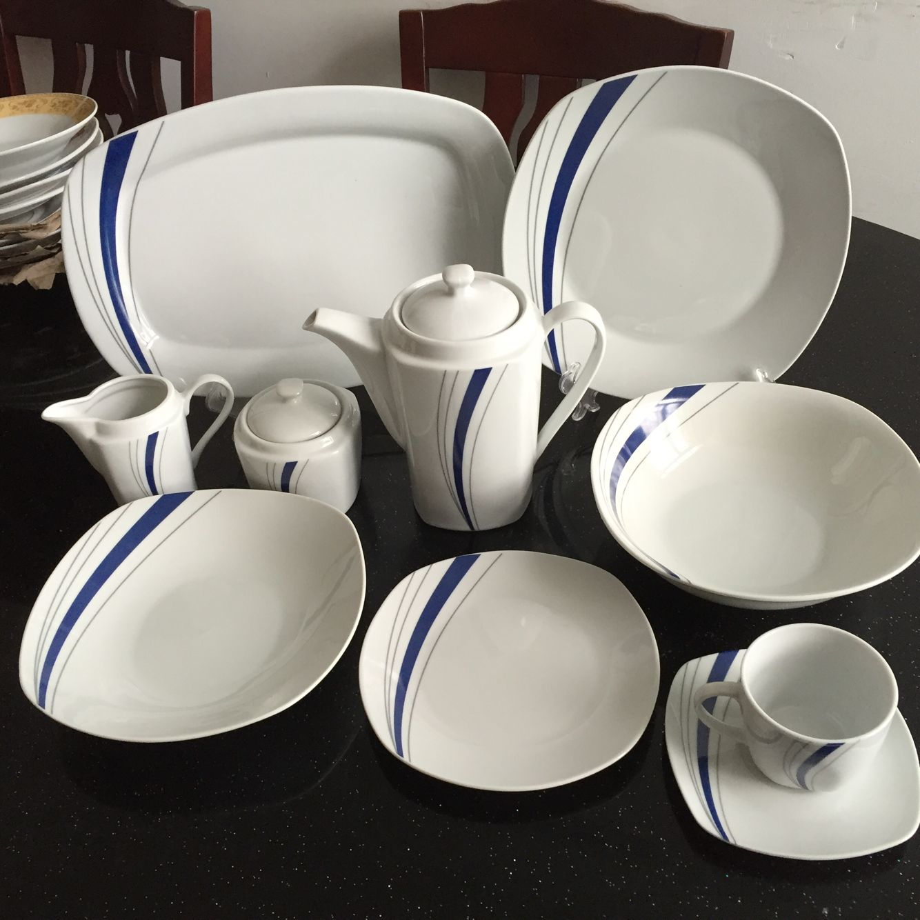 good quality ceramic dinner set