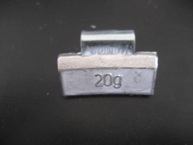 PB clip on wheel balance weights