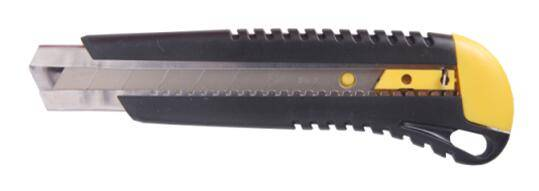 Pistol grip utility knife
