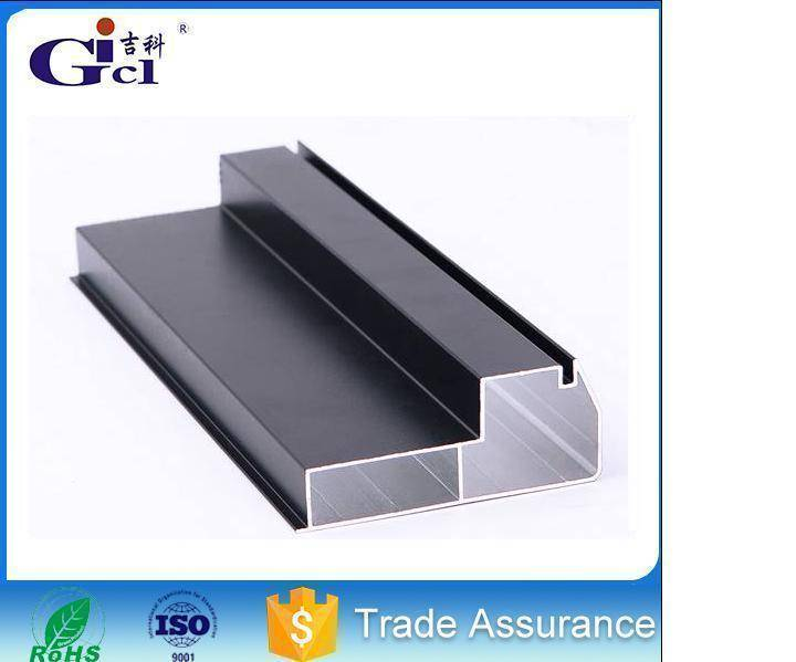 Gicl 3075A led aluminum frame for led screen display p10 320*160 single red color display for led sc