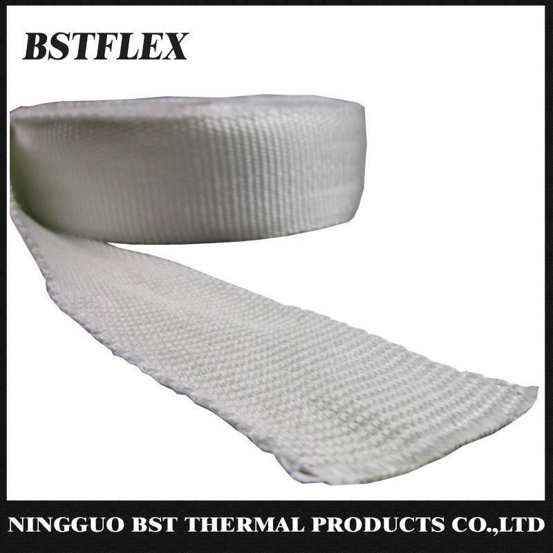 Extrme High Temperature Silica Exhaust Wrap Heatwrap