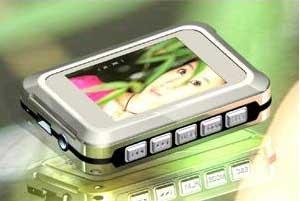 MP4 NANO Player